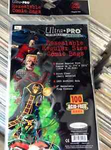 ULTRA PRO Comic Book Bags Boards