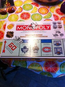 NHL Collectors Edition Monopoly London Ontario image 1