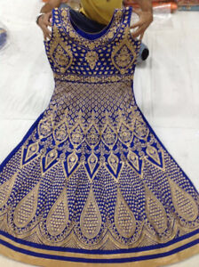 Punjabi salwar suits, anarkalis, sarees on sale