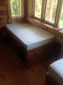 2 EUC crib mattresses from echildren
