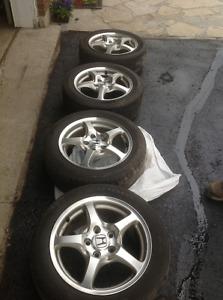 FS Honda S2000 OEM Rims/wheels