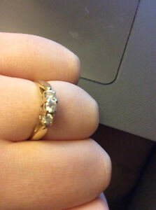 Beautiful engagement ring !
