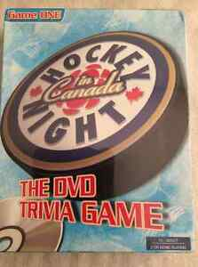 Hockey Night in Canada DVD Trivia Game Game One Windsor Region Ontario image 1