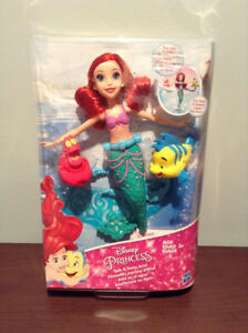 """DISNEY"" SPIN & SWIM ARIEL....BRAND NEW!!"