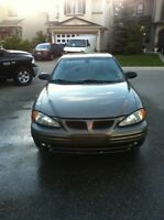 2002 Pontiac grand am low km!!!