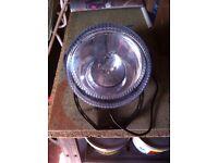 Strobe light dj disco lighting
