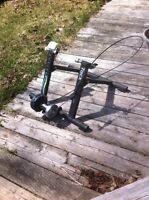 Trac Exercise Bike Stand