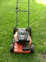 Cheap lawnmower for sale must go