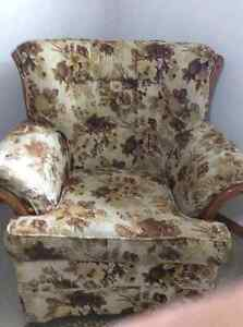 Rocking chair and sofa chairs