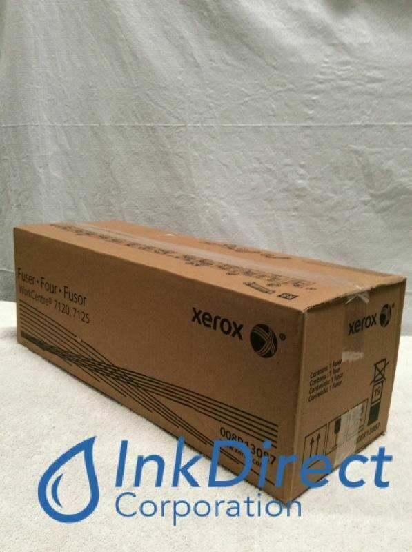 Xerox 8R13087 008R13087 120 Volt Fuser WorkCentre 7120 7125 7220 7225