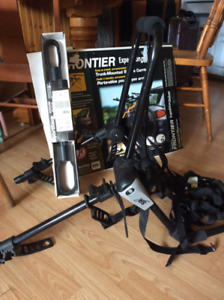 Bicycle Carrier with  SportRack Bike Adapter
