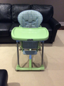 Peg Perego - High Chair - Great Condition - Made in Italy