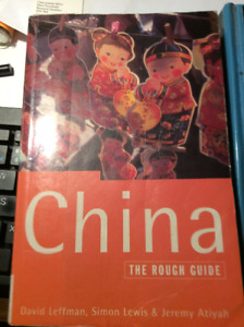 CHINA, THE ROUGH GUIDE/LE GRAND GUIDE D'ISRAEL