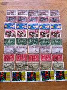 Canada Large Stamps