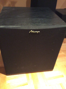 Mirage FRX S10 Powered Subwoofer Ships Surround - MINT CONDITION