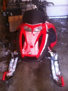 2006 skidoo summit 1000 highmark x