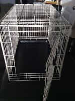 Medium pet kennel