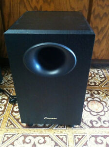 PIONEER S-W20 POWER SUBWOOFER