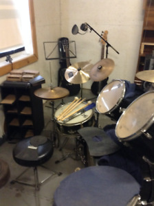 Moving Must Sell...Drums, Guitar, many Household items