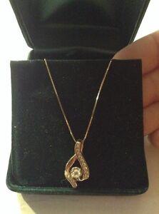 Beautiful pendant and chain Kitchener / Waterloo Kitchener Area image 4