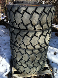 Skid Steer Tires & Wheels