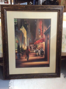 Street. Scene Print Reduced Price Regina Regina Area image 1