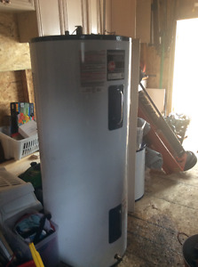 Large Hot water tank for sale