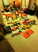 Nerf collection for sale
