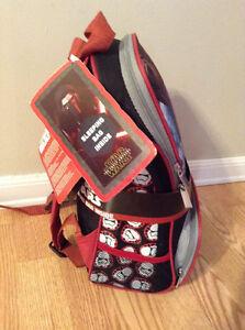 Star Wars The Force Awakens. Backpack and sleeping bag. Cambridge Kitchener Area image 2