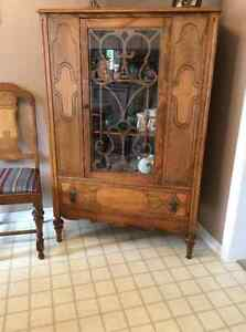 Antique Dining Room Set - REDUCED PRICE
