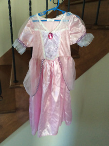 Robe de princesse (costume Halloween)