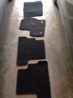 Escape floor mats