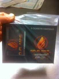 E-cigaretts starter kit