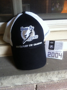 Tampa Bay Lightning / Bud Light Stanley Cup Hat New With Tag