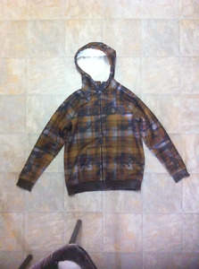 Boys spring jacket size medium