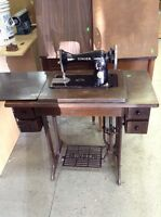 Classic Singer Sewing Machine