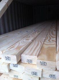 Timber spar