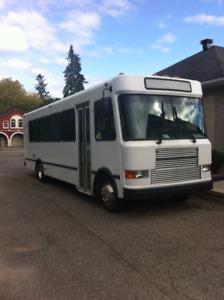 2008, 31 Passenger StarTrans Coach/Bus. $14,400 or best offer
