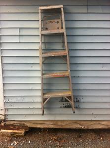 5 foot ladder