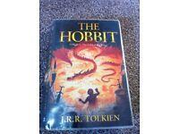 The Hobbit, by J R R Tolkien