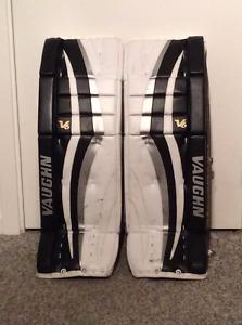 "Vaughn Velocity V6 XLW Pro Goal Pads (36 + 2"") for Sale"