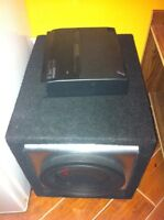Selling my new 10in alpine type R Sub/Box