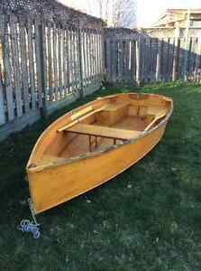 Handcrafted rowboat Kingston Kingston Area image 2