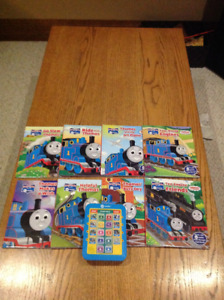 Thomas the Train Electric Reader (8 books)