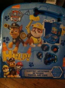 Paw patrol art set