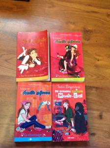 Livres Aurélie Laflamme et Marie Cool