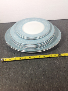Vintage England Grindley collection dishes