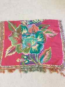Beautiful pashmina with embroidery