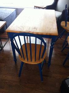 FREE dinning room table with 4 chairs and love seat sofa
