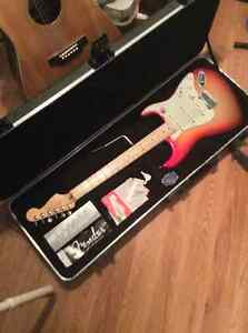 -Fender American Deluxe Stratocaster